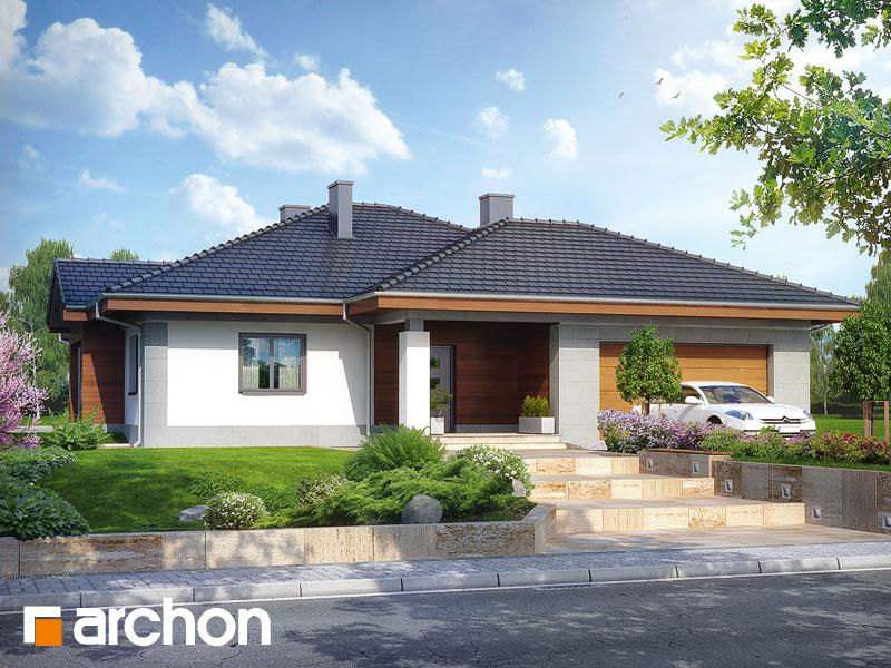 Дом в лобо (Г2) ver.2 - Визуализация 2