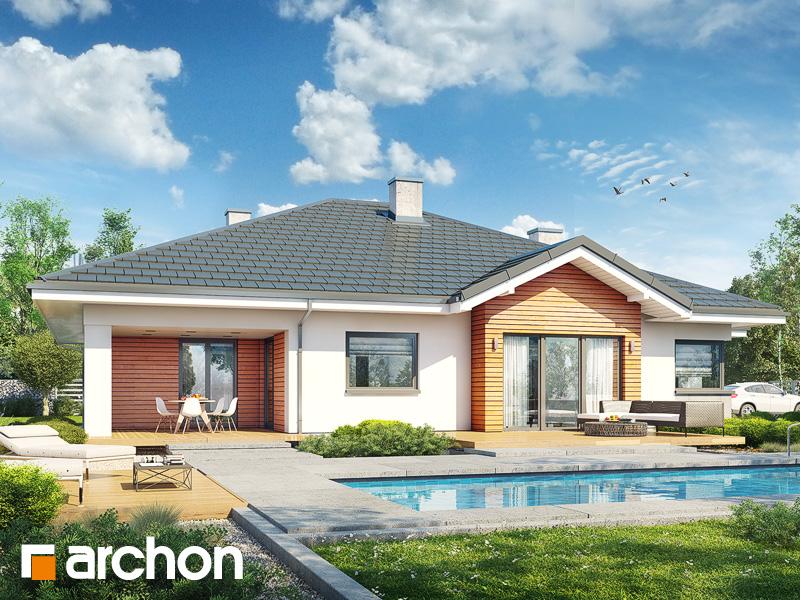 Дом в лобо 4 (Г2) - Визуализация 2