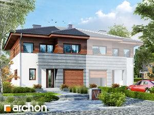 Проект дома ARCHON+ Вилла Юлия (Б)