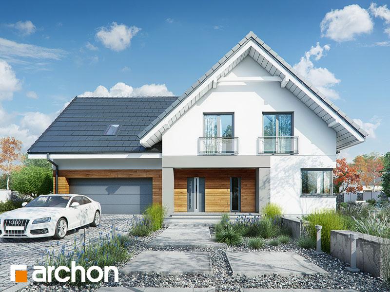 Дом в орлишках (Г2A) - Визуализация 2