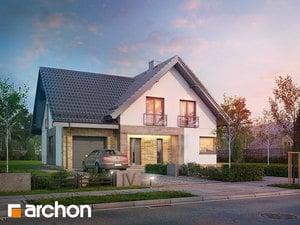 Проект дома ARCHON+ Дом в орлишках