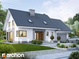 Проект дома ARCHON+ Дом в серебрянках (Г2)