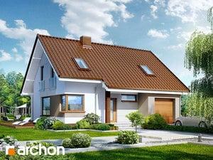 Проект дома ARCHON+ Дом в журавках ver.2