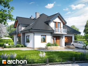 Проект дома ARCHON+ Дом в тимьяне (Н)