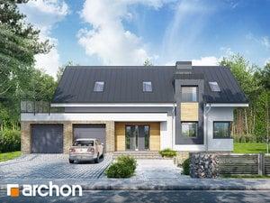 Проект дома ARCHON+ Дом в ельстарах (Г2)