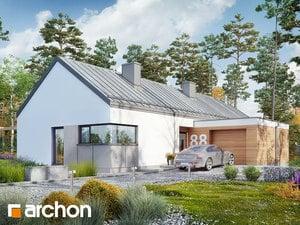 Проект дома ARCHON+ Дом в  анабеллях