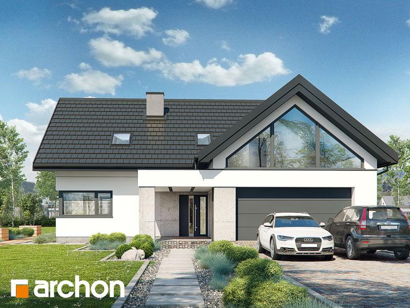 Проект дома ARCHON+ Дом в фелициях (Г2) - Визуализация 2