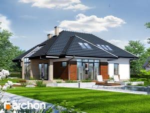 Проект дома ARCHON+ Дом в хеномелесе 3