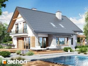 Проект дома ARCHON+ Дом в аурорах