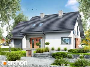 Проект дома ARCHON+ Дом в малиновках 3