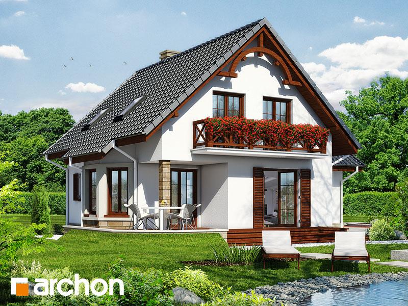 Дом в тамарисках - Визуализация 2