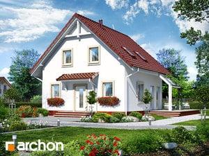Проект дома ARCHON+ Дом в олеандрах