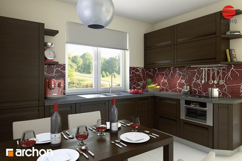 Проект дома ARCHON+ Дом под красной рябиной - Интерьеры