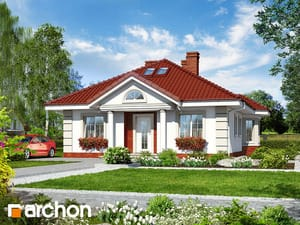 Проект дома ARCHON+ Дом у потока