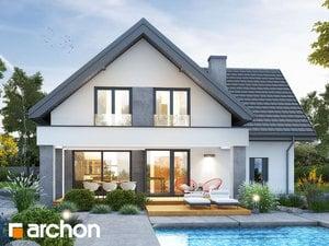 Проект дома ARCHON+ Дом в рабатках