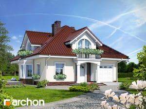 Проект дома ARCHON+ Дом в тимьяне