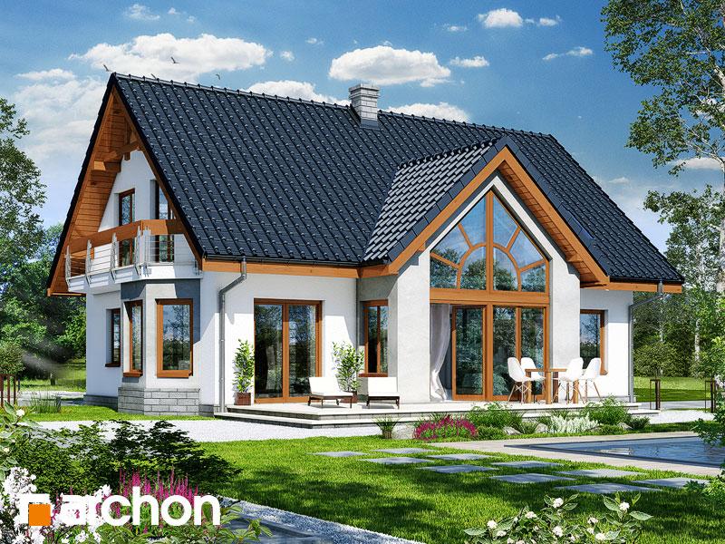 Дом в мелиссе - Визуализация 1