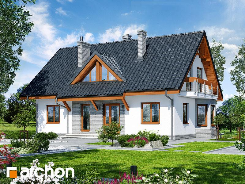 Дом в мелиссе - Визуализация 2