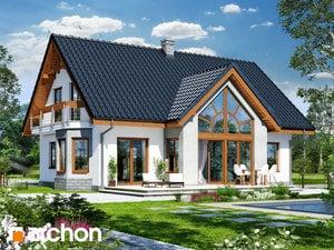 Проект дома ARCHON+ Дом в мелиссе