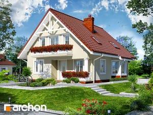 Дом в кувшинках
