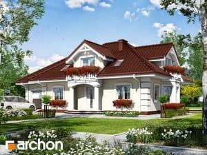 Проект дома ARCHON+ Дом в эхинацеях 2
