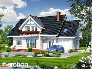 Проект дома ARCHON+ Дом в зорях 2
