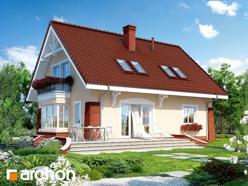Дом в клеверках 2 - Визуализация 2