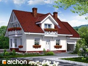 Проект дома ARCHON+ Дом в рододендронах 6