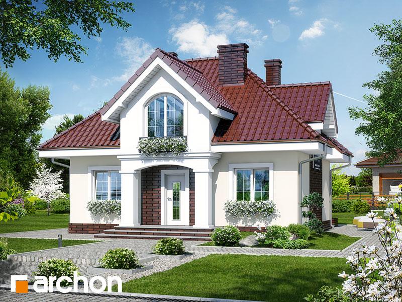 Дом под белой акацией - Визуализация 1