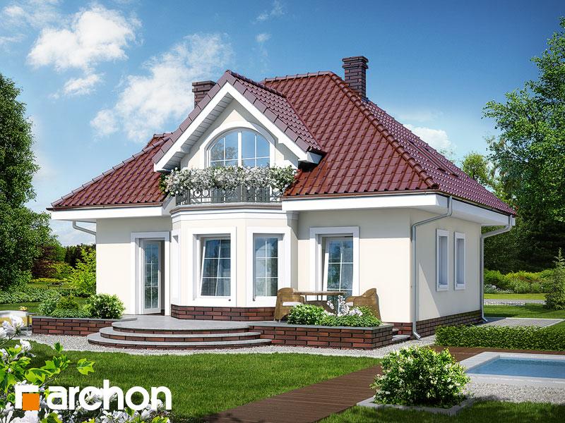 Дом под белой акацией - Визуализация 2