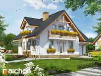 Дом в рододендронах 7
