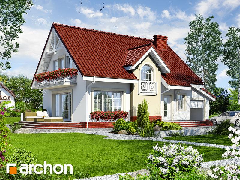 Дом в солодках (Г) - Визуализация 1