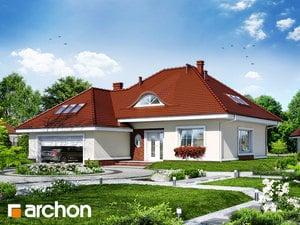 Проект дома ARCHON+ Дом в арбузах