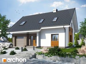 Проект дома ARCHON+ Дом в лиметках