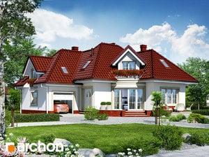 Проект дома ARCHON+ Дом в бересклете