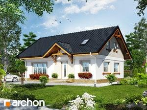 Проект дома ARCHON+ Дом в арнике (М)