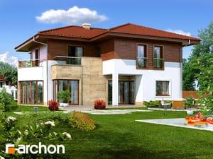 Проект дома ARCHON+ Вилла Виктория