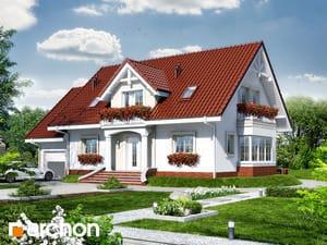 Проект дома ARCHON+ Дом в каллах 2