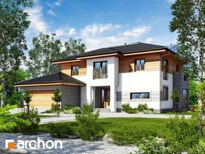 Проект дома ARCHON+ Вилла Александра