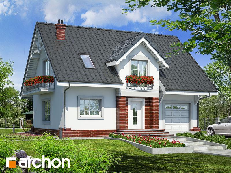 Дом в люцерне - Визуализация 1