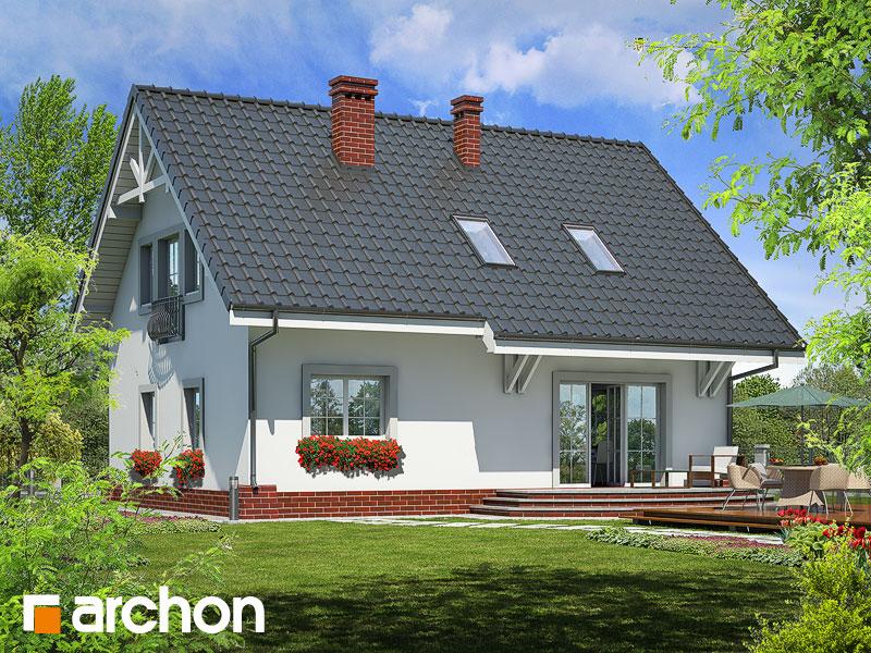 Дом в люцерне - Визуализация 2