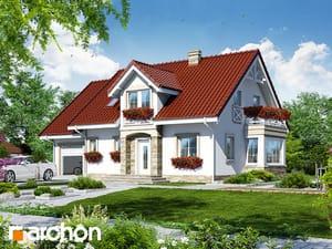 Проект дома ARCHON+ Дом в сезаме