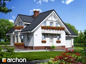 Дом в рододендронах 5 (П)