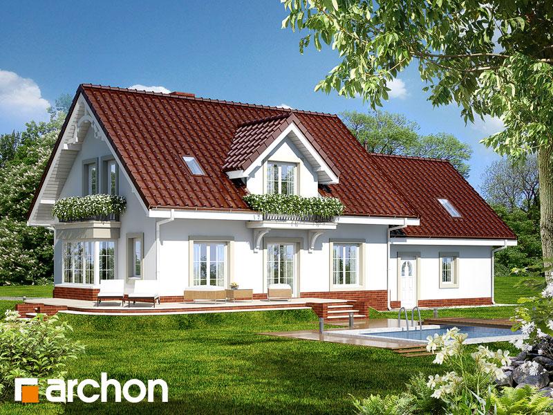 Дом в вербене 2 (Г2) - Визуализация 2