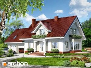 Проект дома ARCHON+ Дом в вербене 2 (Г2)