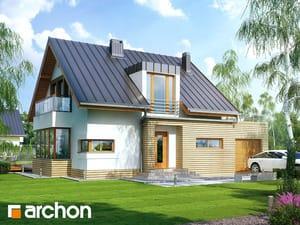 Проект дома ARCHON+ Дом в кардамоне