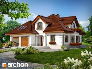 Проект дома ARCHON+ Дом в бергамотах (Г2)