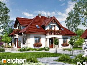 Проект дома ARCHON+ Дом в эхинацеях 3