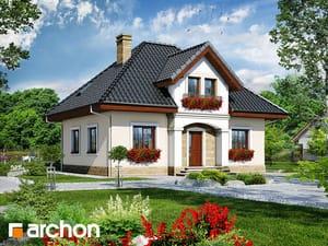 Проект дома ARCHON+ Дом под папайей