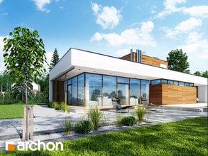 Проект дома ARCHON+ Дом в бораго (Г)